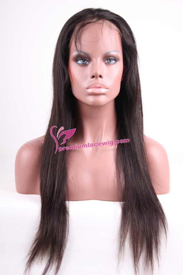 Chinese Virgin Hair Full Lace Wig PWS230