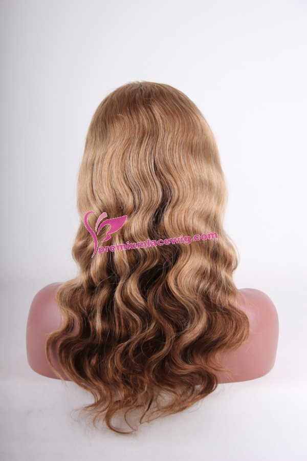 Beyonce styles Instock Brazilian hair full lace wig PWS141