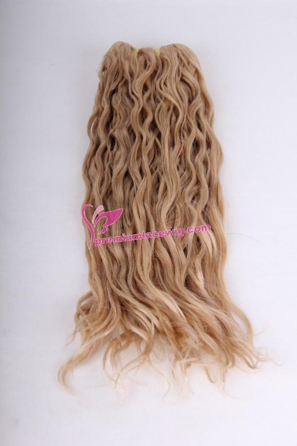 14inch 27# human hair weft PWC312