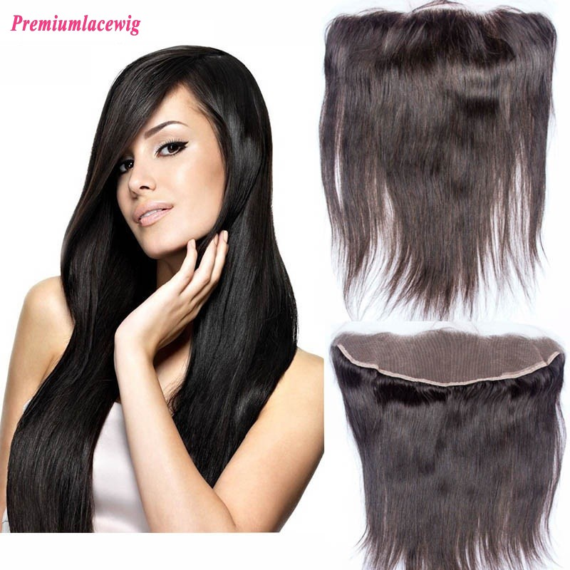 Brazilian Hair Lace Frontal 13x4 Straight 16inch