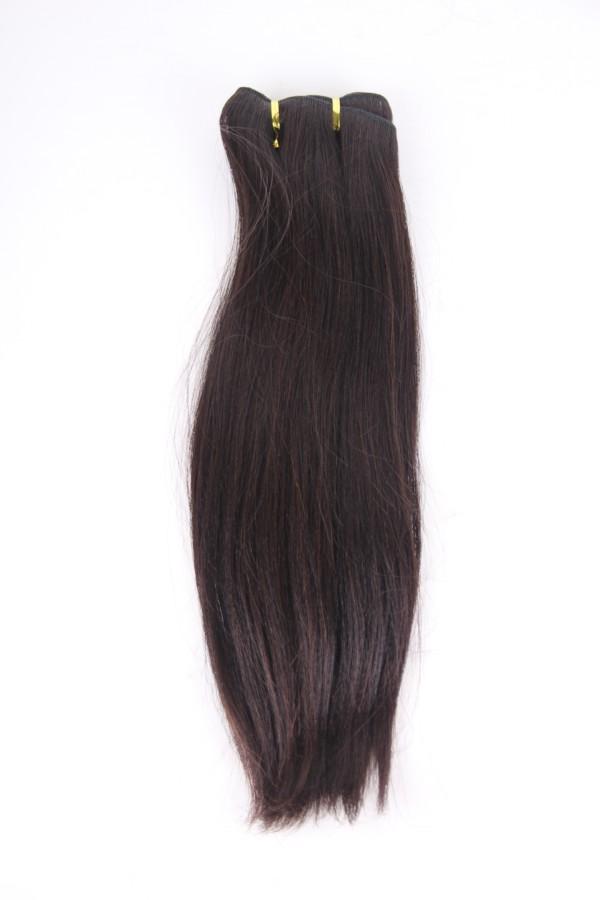 16inch 2# yaki hair weft PWC276