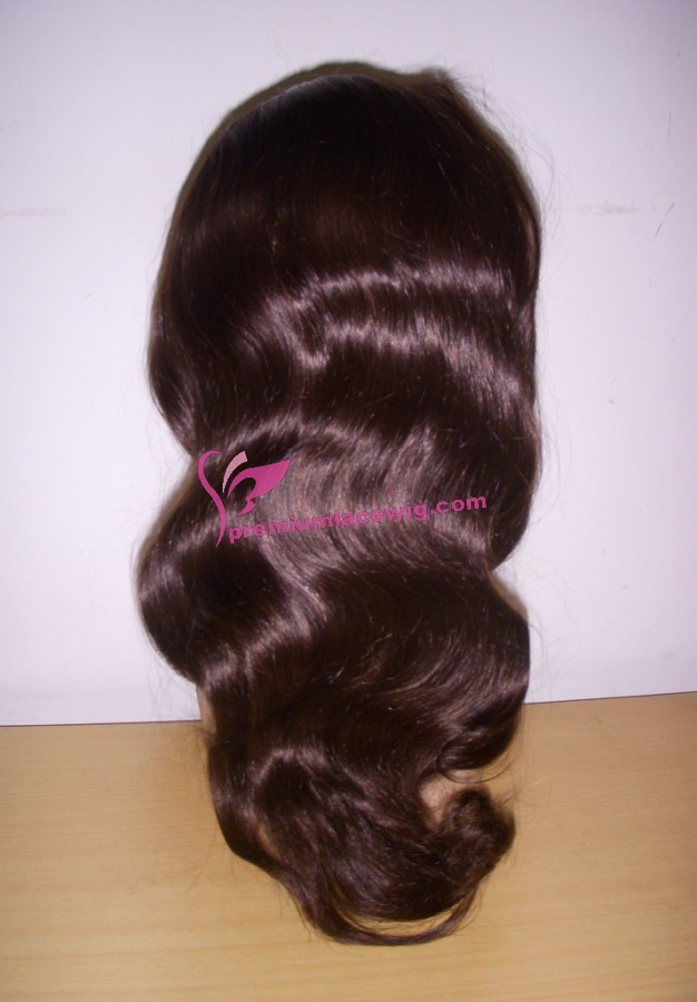 16inch color2 body wave full lace wig PWS383