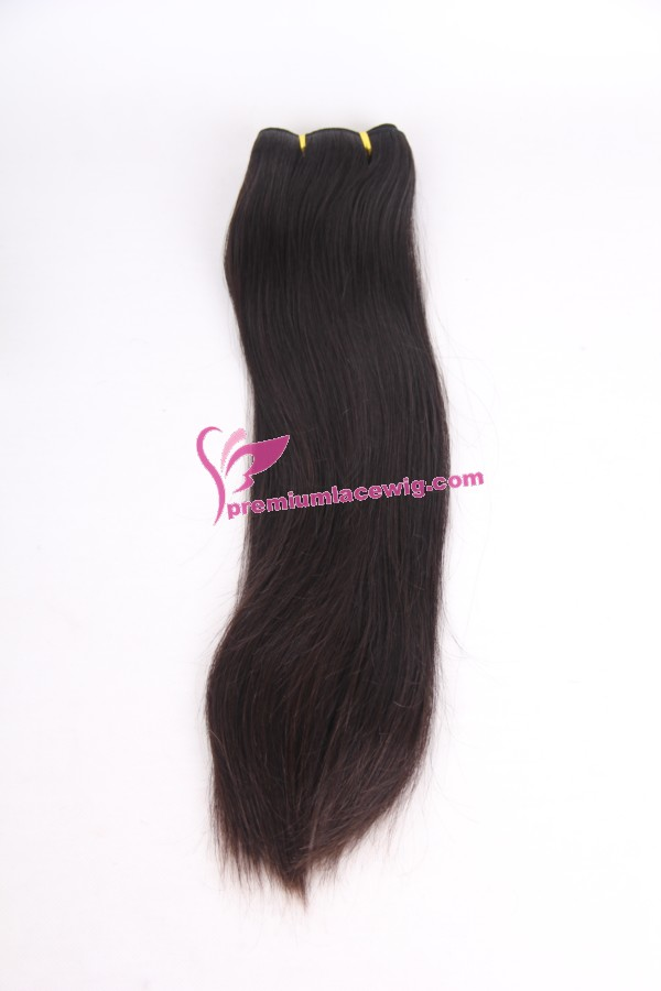 16inch hand made hair weft PWC291