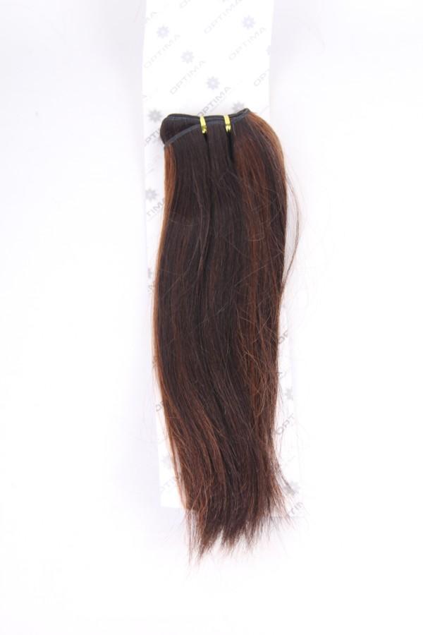 16inch yaki indian human hair weft PWC273