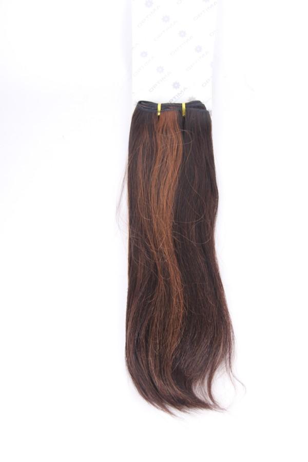 18inch 2/33# yaki hair weft PWC281