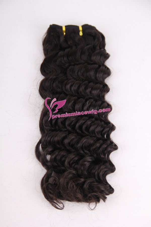 18inch hand made hair weft PWC294