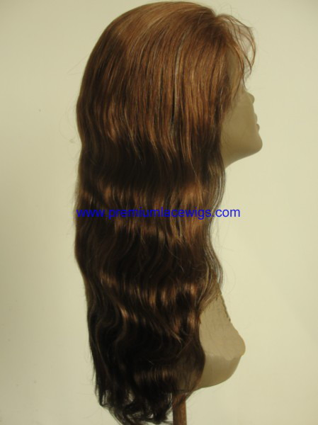 20inch 6/14/25/2 body wave full lace wig PWC442