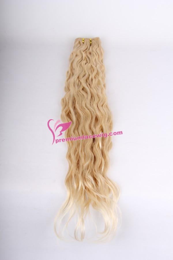 24inch 613# human hair weft PWC323