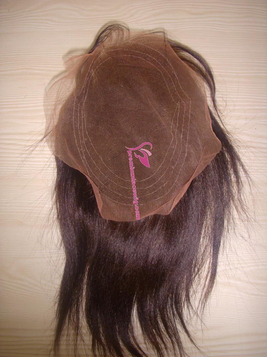 6inch yaki men toupee PWC438