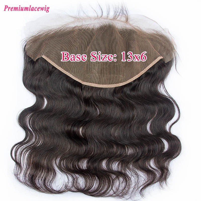 Body Wave Lace Frontal Brazilian Hair 13X6 14inch
