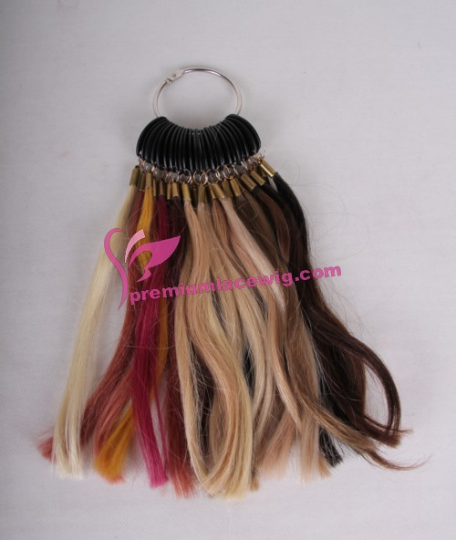 Indian hair Color Ring