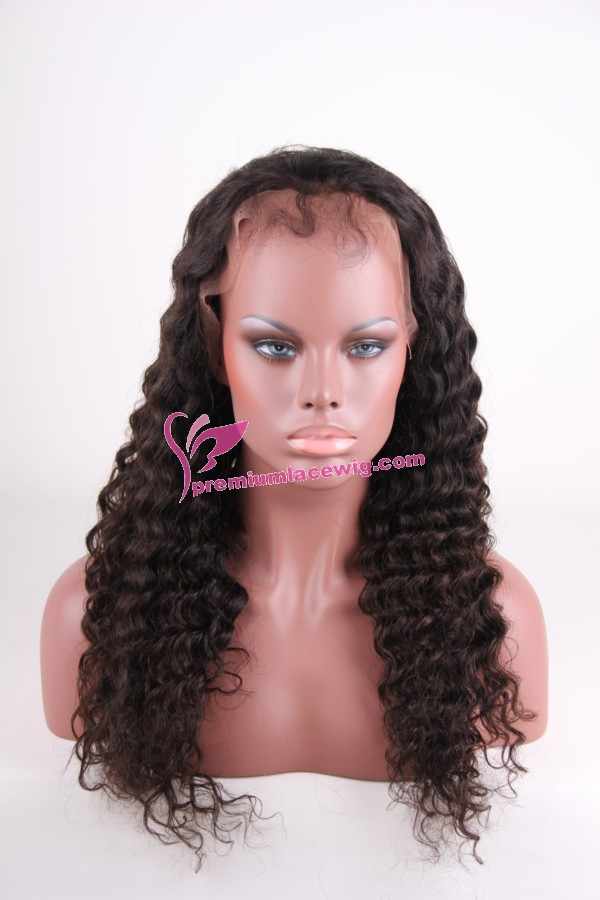 Mono top lace front wig PWC220
