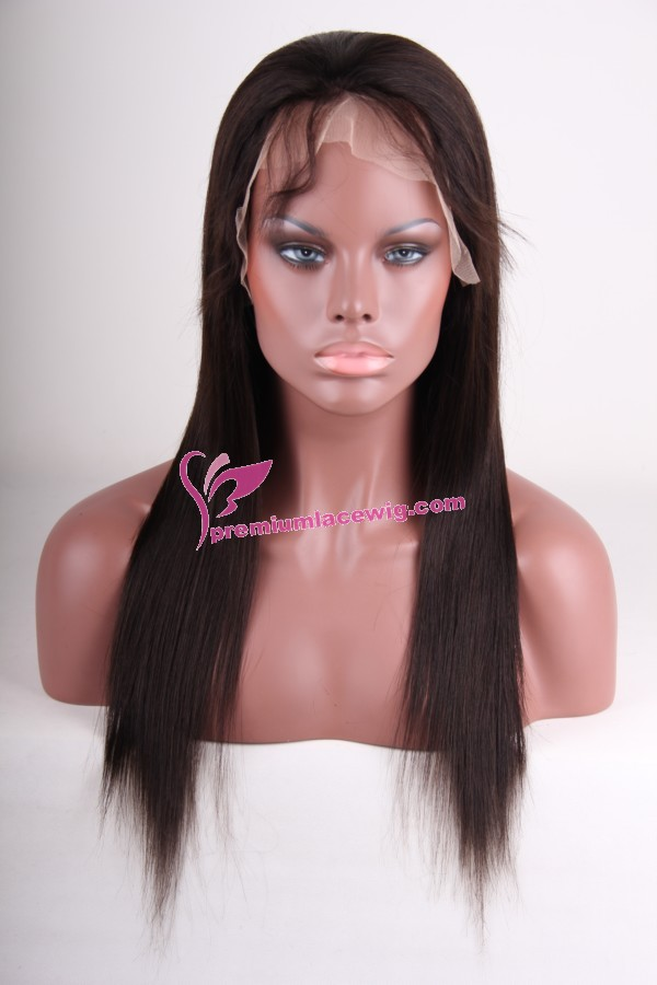 silk top full lace wig PWC227