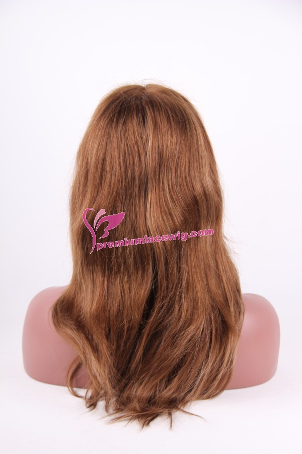 Top quality colorful lace wigs PWC039