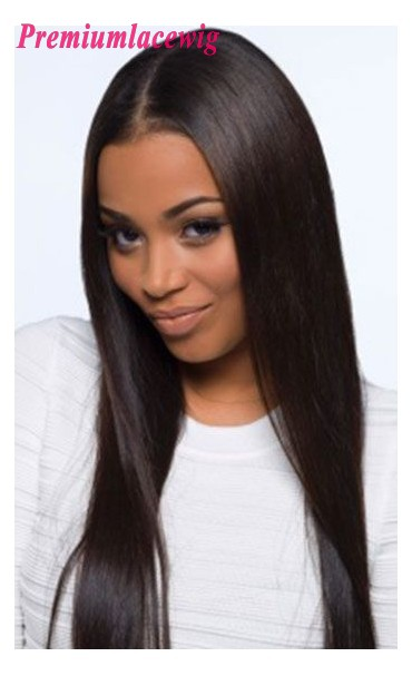 Instock Silky Straight Brazilian Full Lace Wig 22inch