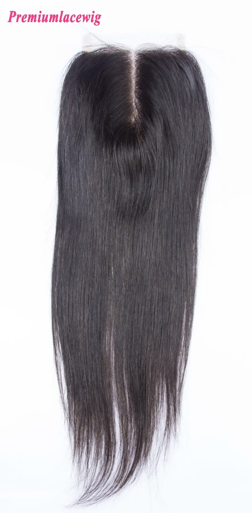 Lace Closure Straight Malaysian Hair 14inch