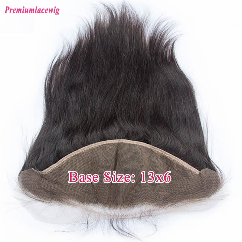 Malaysian Hair Lace Frontal Straight 13X6 14inch