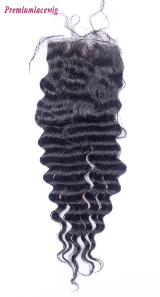 Malaysian Loose Wave Lace Closure 14inch