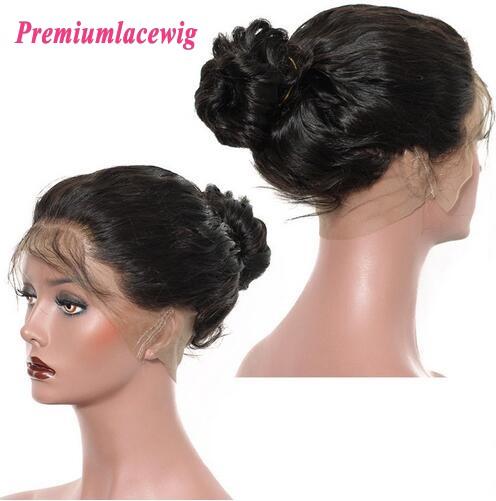 Malaysian Deep Wave Full Lace Wig