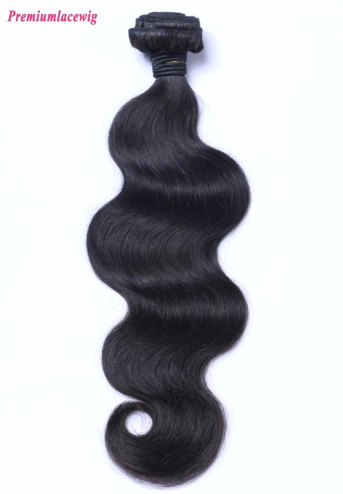 1pc/lot Indian Body Wave Human Hair Bundles 16inch