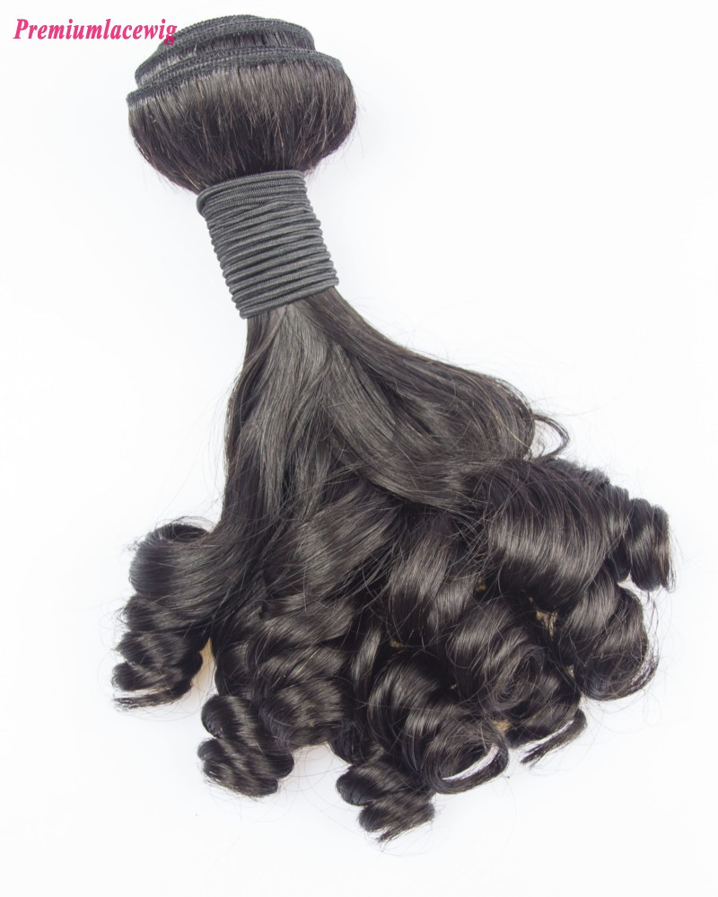 Malaysian Virgin Hair Bundles Funmi Hair 14inch