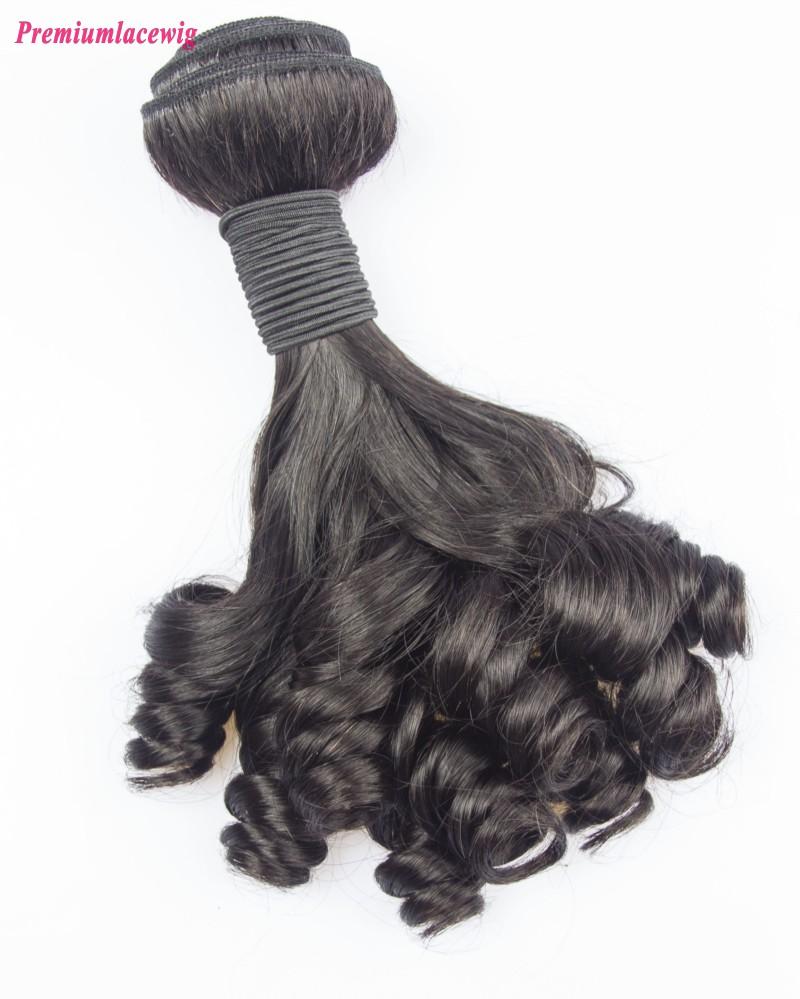 Malaysian Virgin Hair Bundles Funmi Hair 14inch