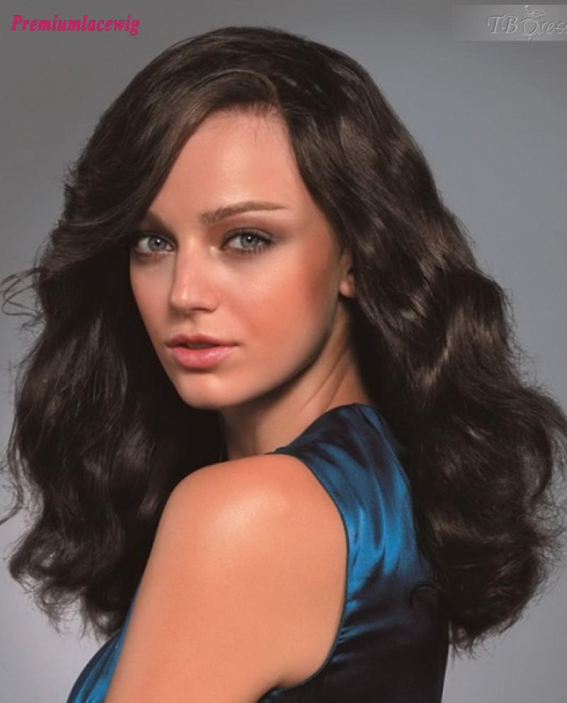 Body Wave Full Lace Human Hair Wigs Brazilian Hair 14inch Instock