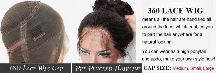 pre plucked 360 lace wigs, 360 lace wigs for cheap,best 360 lace front wigs
