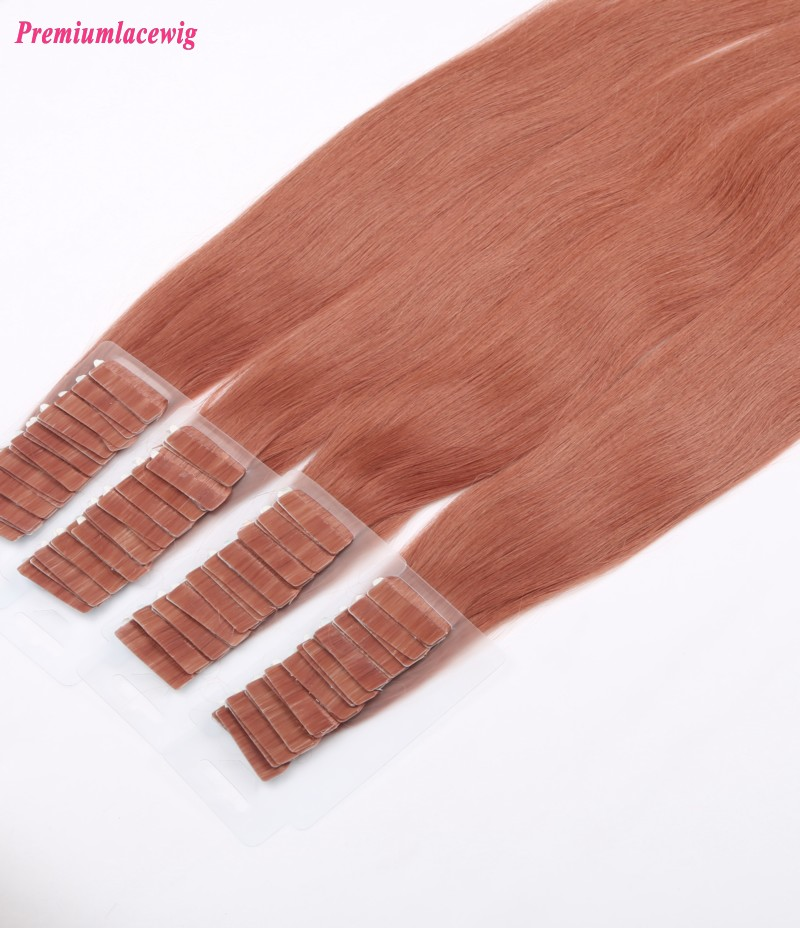 18inch Color 35 Peruvian Hair Tape in Hair Extensions