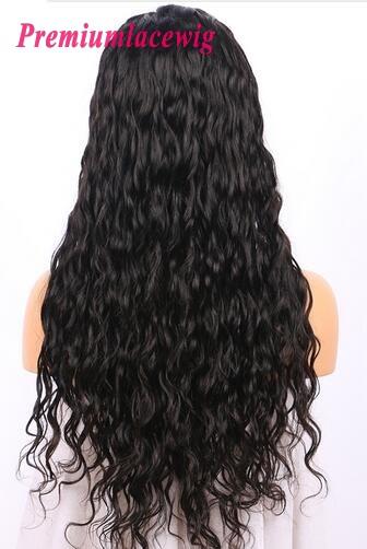 20 Inch Premium Lace Wig Deep Wave Human Hair Brazilian