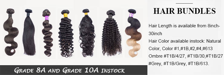 Malaysian Virgin Hair Bundles
