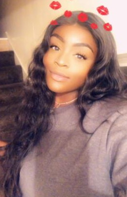 Body Wave 360 Lace Front Wig Peruvian Hair 16inch