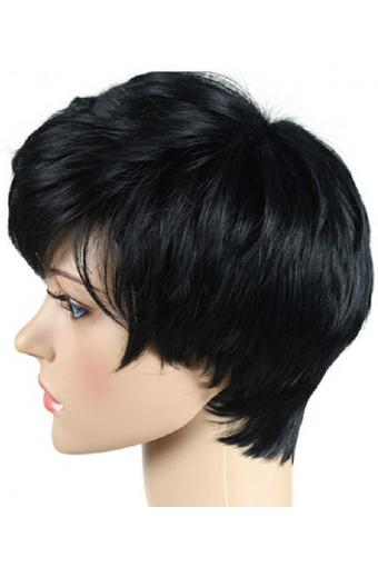 Pixie Cut Wig Short Bob Lace Front Human Hair Wig For Black Women