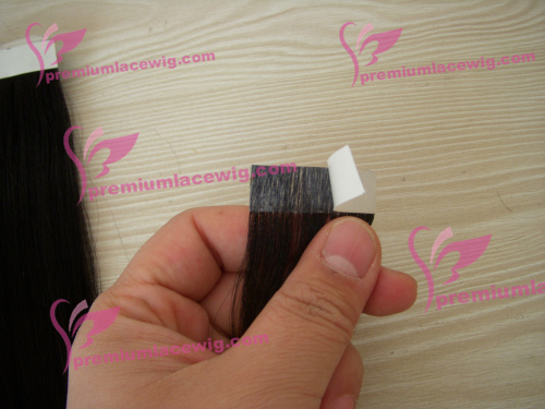 tape hair extensions care instructions