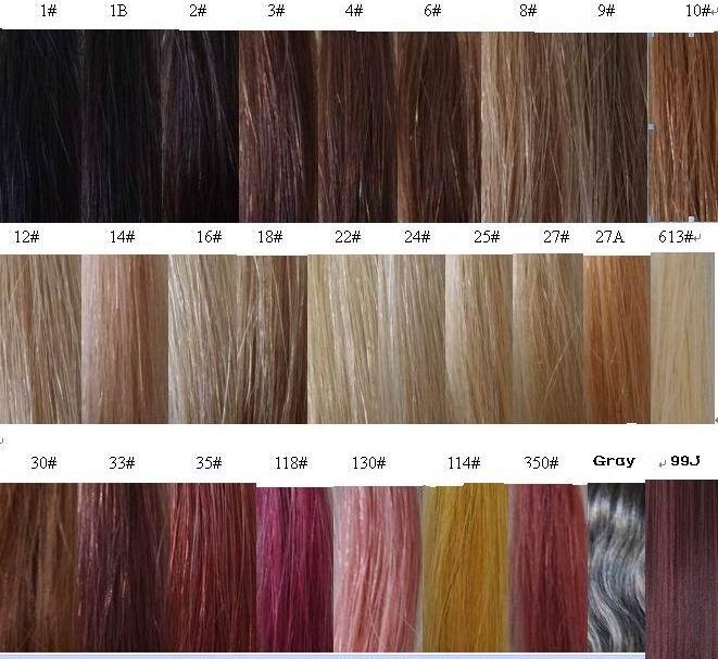 color design hair color instructions