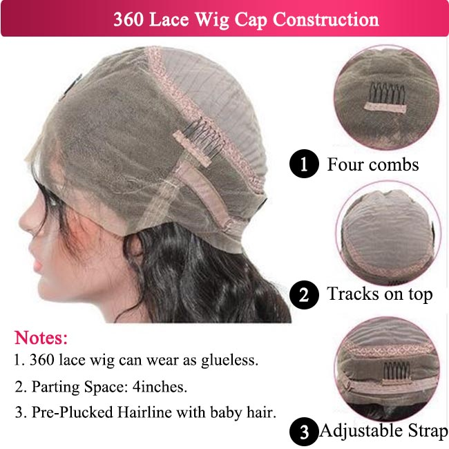 bob 360 lace wig