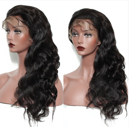 pre plucked 360 full lace wigs